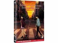 イタリア語で観る、櫻木優平、クラフターの「あした世界が終わるとしても」 DVD 【B2】【C1】