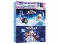 イタリア語で観る「アナと雪の女王1,2セット」 DVD【B1】【B2】【C1】