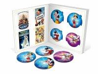 イタリア語で観るディズニーの「傑作集 57作DVDセット」 【A2】【B1】