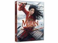 イタリア語などで観るディズニーの「ムーラン」 DVD【A2】【B1】