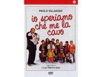 イタリアのコメディ映画Paolo Villaggio 「Io Speriamo Che Me La Cavo 」DVD 【A1】【A2】【B1】