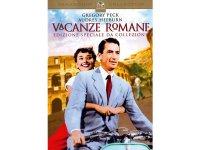 イタリア語などで観るウィリアム・ワイラーの「ローマの休日」  DVD 【B2】【C1】