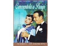 イタリア語などで観るスタンリー・ドーネンの「パリの恋人」  DVD 【B2】【C1】