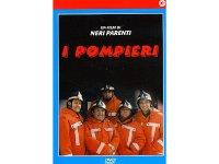 イタリアのコメディ映画Paolo Villaggio 「I Pompieri」DVD 【A1】【A2】【B1】