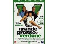 イタリアのコメディ映画「Grande Grosso E Verdone」 DVD  【B2】【C1】