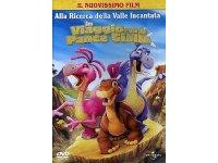 イタリア語などで観るスティーヴン・スピルバーグとジョージ・ルーカスの「リトルフット 13 Alla ricerca della Valle Incantata 13」 DVD【B1】【B2】