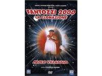 イタリアのコメディ映画Paolo Villaggio 「Fantozzi 2000 - La Clonazione」DVD 【A1】【A2】【B1】