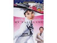 イタリア語などで観るジョージ・キューカーの「マイ・フェア・レディ」  DVD 【B2】【C1】