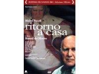 イタリア語などで観るマノエル・ド・オリヴェイラ の「家路」  DVD 【B2】【C1】