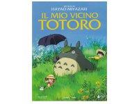 イタリア語で観る、宮崎駿の「となりのトトロ」 DVD 【B1】