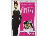 イタリア語などで観るブレイク・エドワーズの「ティファニーで朝食を」 DVD  【B2】【C1】