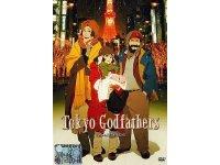 イタリア語で観る、今敏の「東京ゴッドファーザーズ」 DVD 【B2】【C1】