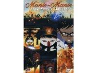 イタリア語で観る、りんたろう・川尻善昭・大友克洋監督の「Manie-Manie 迷宮物語」 DVD 【B2】【C1】