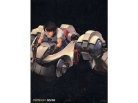 イタリア語で観る、森田修平・大友克洋の「Freedom Seven」 DVD 【B2】【C1】