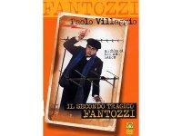 イタリアのコメディ映画Ugo Fantozzi「Il Secondo Tragico Fantozzi」DVD 【A1】【A2】【B1】