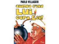 イタリアのコメディ映画Paolo Villaggio 「Quando C'Era Lui... Caro Lei!」DVD 【A1】【A2】【B1】