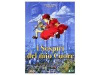 イタリア語で観る、宮崎駿の「耳をすませば」 DVD 【B1】