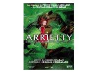 イタリア語で観る、宮崎駿の「借りぐらしのアリエッティ」 DVD 【B1】