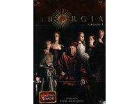 イタリア語で観る「ボルジア家」シーズン1 DVD5枚組 【C2】