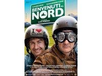イタリア語で観るイタリア映画「Benvenuti al Nord」  DVD 【B2】【C1】