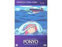 日本語&ポーランド語で観る、宮崎駿の「崖の上のポニョ」 DVD