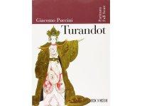 楽譜 TURANDOT - DRAMMA LIRICO IN TRE ATTI E CINQUE QUADRI - PUCCINI - RICORDI