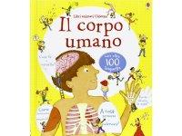 イタリア語で絵本・児童書「人の体」を読む 対象年齢4歳以上【A1】