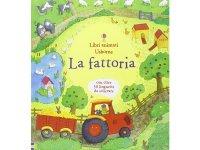 イタリア語で絵本・児童書「農場」を読む 対象年齢4歳以上【A1】