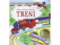 イタリア語で絵本・児童書「列車、電車」を読む 対象年齢4歳以上【A1】