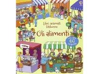 イタリア語で絵本・児童書「食べ物」を読む 対象年齢4歳以上【A1】