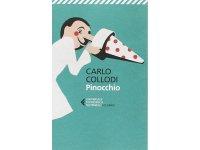 イタリア語でカルロ・コッローディの本・児童書「ピノキオ」を読む 対象年齢7歳以上 ピノッキオ【A1】