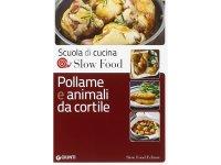 スローフード・スクール イタリア語で学ぶ鶏と小動物、家禽類の調理本 【B2】