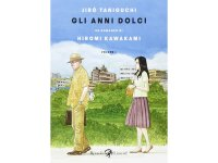 イタリア語で読む、谷口ジローの「センセイの鞄」1、2巻 【B1】