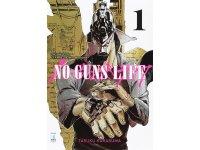 イタリア語で読む、カラスマタスクの「ノー・ガンズ・ライフ」1巻-5巻 【B1】