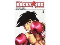 イタリア語で読む、ちばてつやの「あしたのジョー」1巻-13巻 【B1】