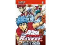 イタリア語で読む、藤巻忠俊の「黒子のバスケ EXTRA GAME」1巻-2巻 【B1】【B2】