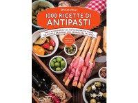 イタリア語で作る、前菜(アンティパスト) レシピ1000【B1】【B2】
