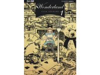 イタリア語で読む、石川優吾の「ワンダーランド」1巻-4巻 【B1】