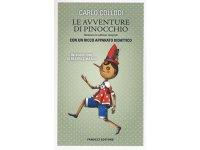 イタリア語でカルロ・コッローディの本・児童書「ピノキオ」を読む 対象年齢9歳以上 ピノッキオ【A1】