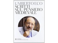 イタリアの作家ウンベルト・エーコの「Scritti sul pensiero medievale」 【C1】【C2】