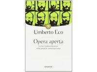 イタリアの作家ウンベルト・エーコの「開かれた作品 Opera aperta. Forma e indeterminazione nelle poetiche contemporanee」 【C1】【C2】