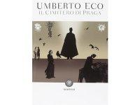 イタリアの作家ウンベルト・エーコの「プラハの墓地 Il cimitero di Praga」 【C1】【C2】