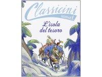 イタリア語で読む 児童書 ロバート・ルイス・スティーヴンソンの「宝島」 対象年齢7歳以上【A1】