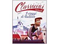 イタリア語で読む 児童書 ジョナサン・スウィフトの「ガリヴァー旅行記」 対象年齢7歳以上【A1】