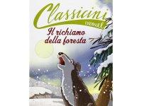 イタリア語で読む 児童書 ジャック・ロンドンの「野性の呼び声」 対象年齢7歳以上【A1】