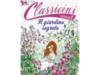 イタリア語で読む 児童書 フランシス・ホジソン・バーネットの「秘密の花園」 対象年齢7歳以上【A1】