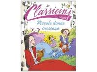 イタリア語で読む 児童書 ルイーザ・メイ・オルコットの「若草物語」 対象年齢7歳以上【A1】