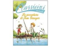 イタリア語で読む 児童書 マーク・トウェインの「トム・ソーヤーの冒険」 対象年齢7歳以上【A1】
