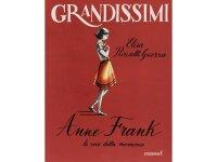 イタリア語で読む 児童書 「アンネ・フランク」 対象年齢7歳以上【A2】【B1】