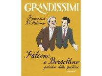 イタリア語で読む 児童書 「ジョヴァンニ・ファルコーネとパオロ・ボルセリーノ」 対象年齢7歳以上【A2】【B1】